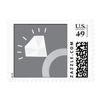 Engagement Ring Stamp