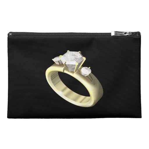 Engagement Ring Travel Accessories Bag