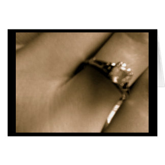 engagement wedding anniversary card
