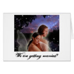 Engagement/Wedding Invitation Greeting Cards
