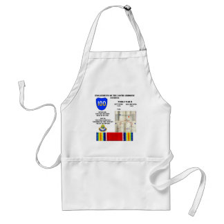 Engagements of  the 100th Airborne Division Adult Apron
