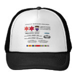 Engagements of  the 6th Infantry/Airborne Division Trucker Hat
