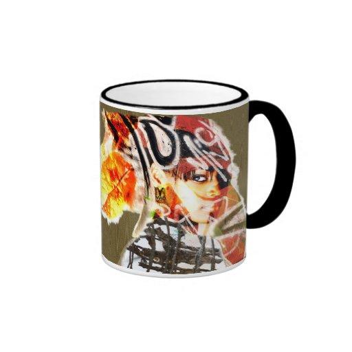 engaging madness coffee mug
