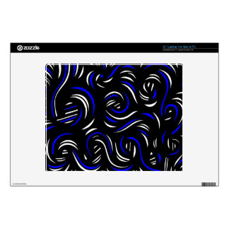 Engaging Tranquil Cool Instant Laptop Decal