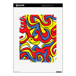 Engaging Witty Careful Learned Skin For iPad 2