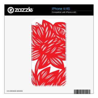 Engaging Witty Careful Learned Skin For The iPhone 4S