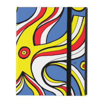 Engaging Witty Handsome Instinctive iPad Folio Case