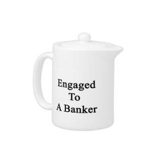 Enganchado a un banquero