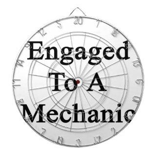 Enganchado a un mecánico
