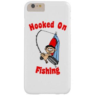Enganchado en la pesca funda barely there iPhone 6 plus