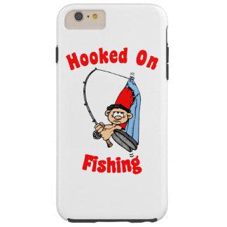 Enganchado en la pesca funda para iPhone 6 plus tough