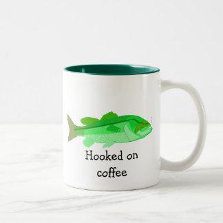 """""""Enganchado en taza del café"""""""