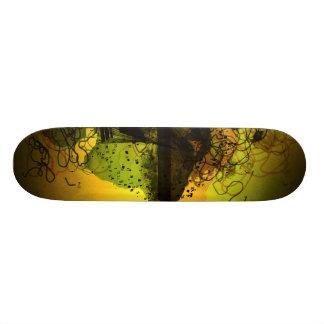 Engañe el árbol 2 tablas de skate