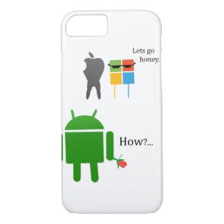 Engaño en el androide funda iPhone 7