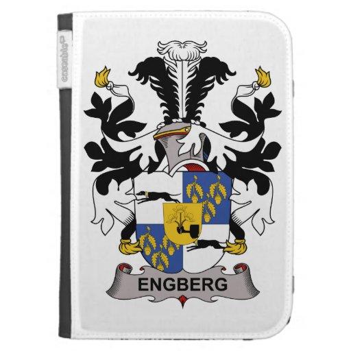 Engberg Family Crest Kindle 3G Cases