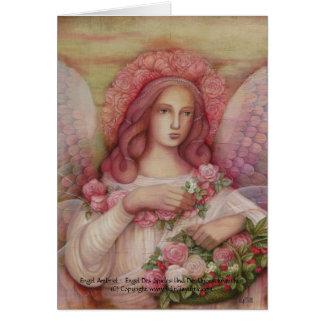 Engel Ambriel Karte Tarjeta De Felicitación