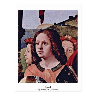 Engel By Piero Di Lorenzo Postcard