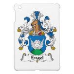 Engel Family Crest iPad Mini Cover