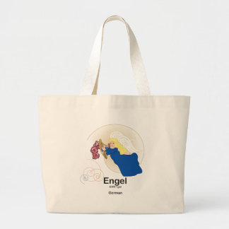 Engel Large Tote Bag