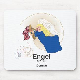 Engel Mouse Pad
