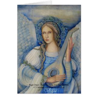Engel Sitael Karte Tarjeta De Felicitación