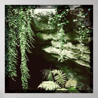 Engelbrecht Cave Poster