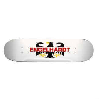 Engelhardt Surname Skateboard Deck