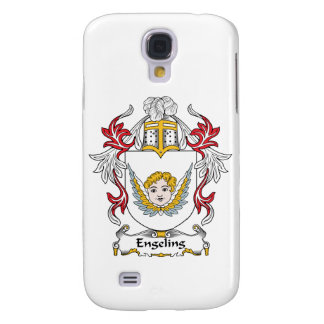 Engeling Family Crest Galaxy S4 Cover