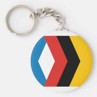 Engels Russia flag Keychain