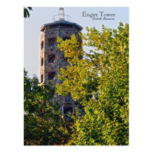 Enger Tower, Duluth Minnesota Post Cards