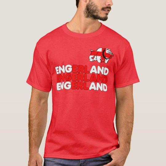 Engerland footy T-Shirt
