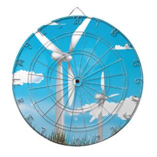 Engery renovable de la turbina de viento