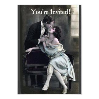 ENGGEMENT/WEDDING PARTY INVITE - VINTAGE