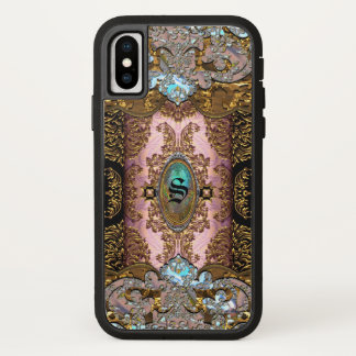 Enghelryste French Monogram X iPhone X Case