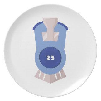 Engine 23 plates