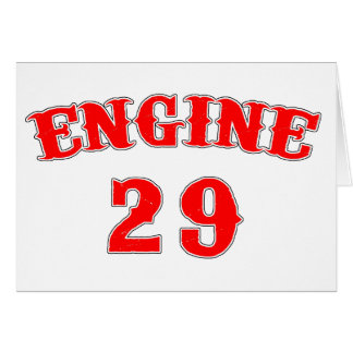 engine 29 card