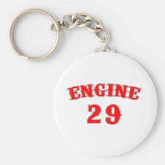 engine 29 keychain