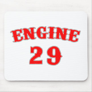 engine 29 mouse pad