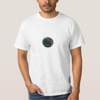 Engine 29 Speedometer T Tee Shirt