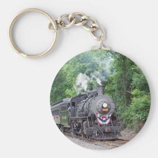 Engine 3025 keychain