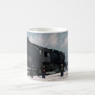 Engine 3266 coffee mug