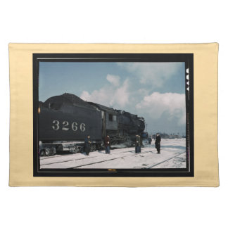 Engine 3266 Placemat