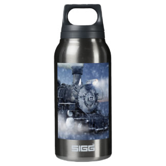 Engine 481 insulated water bottle