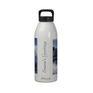Engine 481 reusable water bottle