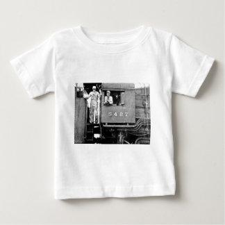 Engine 5427 Vintage Railroad Train Steam Engine Tee Shirt