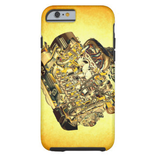 Engine Art2 iPhone 6 Case