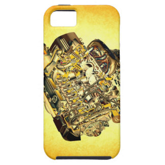 Engine Art2 iPhone SE/5/5s Case