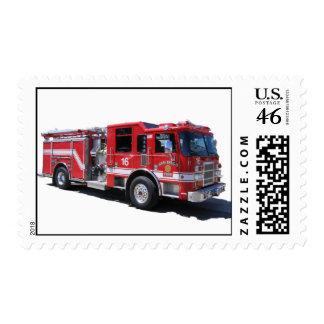 Engine Company Stamp