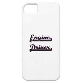 Engine Driver Classic Job Design iPhone 5 Case