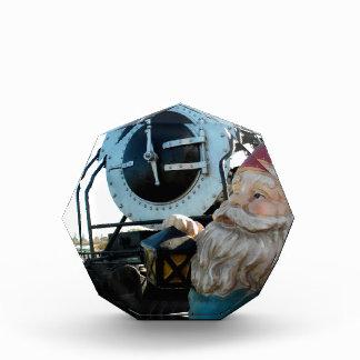 Engine Gnome Acrylic Award